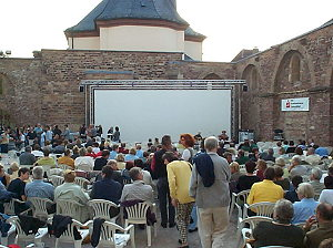 Sommerkino in Frankenthal