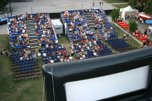 Sommerkino in Offenburg