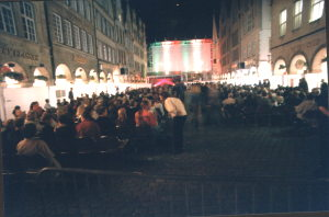 Open-Air Cinema - Prinzipalmarkt, Münster